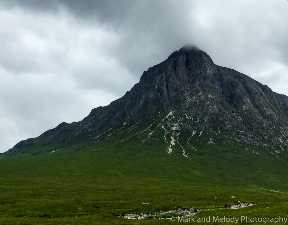 Entering Glencoe
