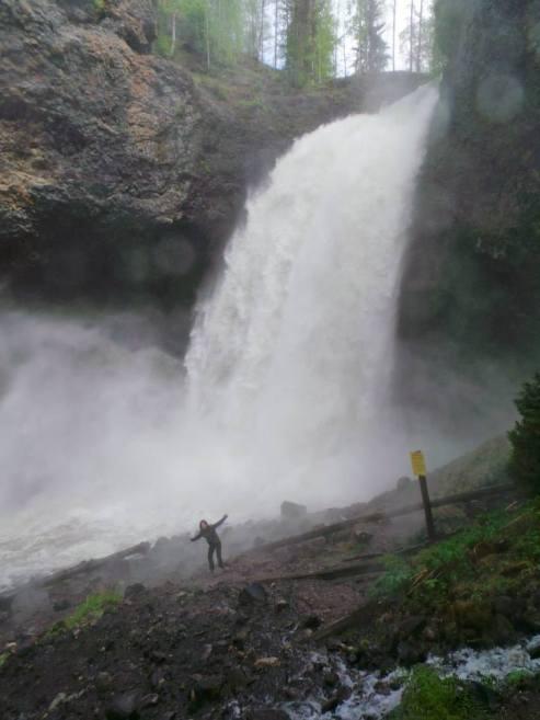 Thundering Moul Falls