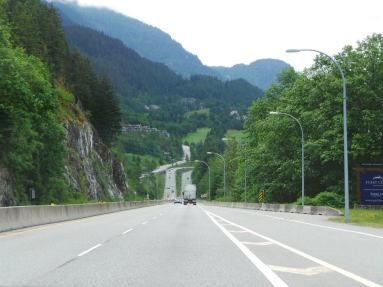 Driving into Canada - wow!