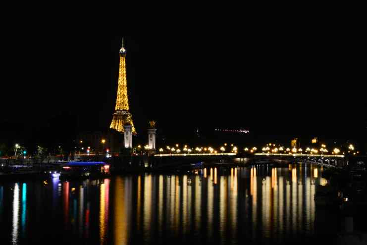 Literally, Midnight in Paris