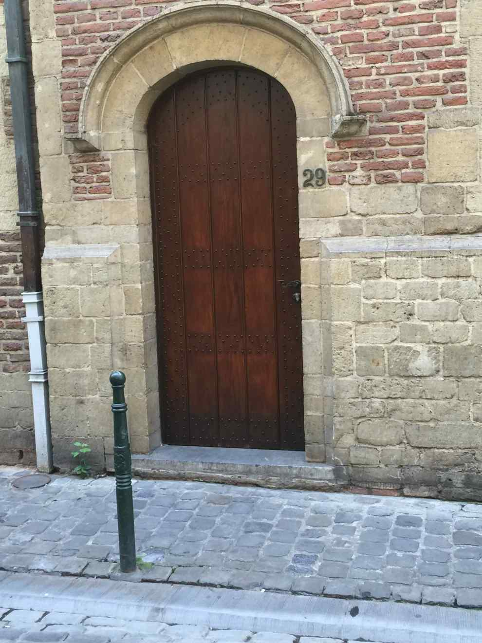 Interesting door styles