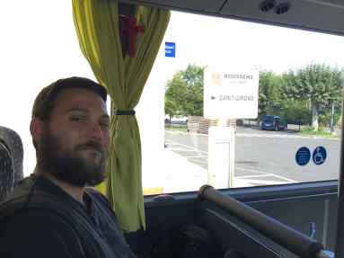 Bus-bound for the Ariege!