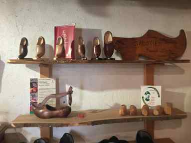 Clogs, traditional and wedding