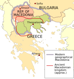 """""""Macedonia overview"""" by Future Perfect at Sunrise"""